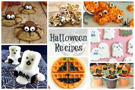 halloween recipes and our delicious dishes recipe party