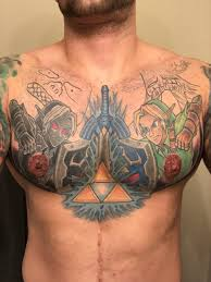 chest plate progression done by tim derose at goodkind