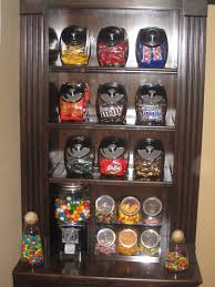movie theater themed home decor candy bar for recreation room love this idea movie game room