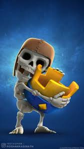 wallpaper coc keren for android clash of clans wall breaker photos hd live wallpapers gems gold