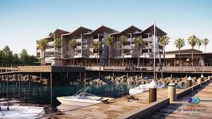 the waterfront shell cove boat harbour u0026 town centre animation