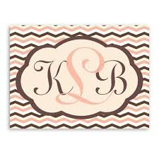 personalized baby chevron sign a