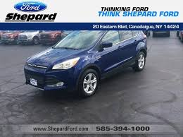 shepard ford used 2016 ford escape se