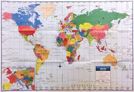 Sinnoh Map World Map Ebay