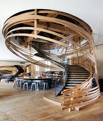Curved Stairs Design Curved Stairs Interior Design 2015 Zquotes