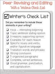 opinion writing peer review