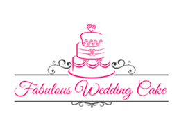 wedding cake logo fabulous wedding cakes logo design 48hourslogo