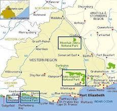 j bay south africa map general information jeffreys bay gardenroute addo wildlife