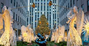 Rockefeller Tree The Rockefeller Center Tree Arrives This Weekend New