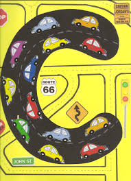 the kids learn letter c with this fun craft use cut out cars and