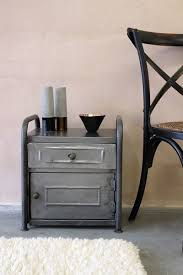 Metal Locker Nightstand Industrial Nightstand Full Size Of Metal Nightstand Metal And