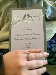 wedding invitations reviews vistaprint wedding invitation reviews christmanista