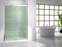 replace your old sliding frameless shower doors the door home design