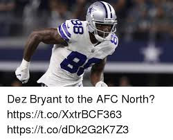 Dez Bryant Memes - dez bryant to the afc north httpstcoxxtrbcf363 httpstcoddk2g2k7z3