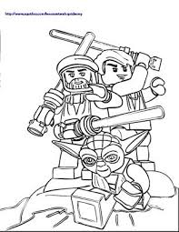 lego star wars coloring pages pintar coloring