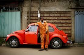 volkswagen beetle senieji volkswagen beetle etiopijoje vis prikeliami naujam