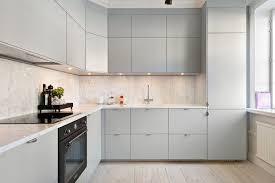 ikea veddinge marmor smeg grå kök marble my home inspo