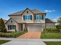 new homes in oakland fl meritage homes the montclair with optional 3 car garage