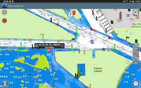 usa map gps aqua map florida marine gps android apps on play