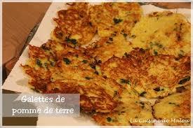 la cuisine de malou galettes de pomme de terre alsaciennes la cuisine de malou