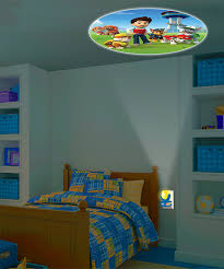 paw patrol six image projectables led night light for the moms