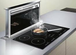 hotte de cuisine de dietrich hotte aspirante escamotable exceptional hotte escamotable siemens 1