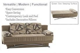 queen size convertible sofa bed tan futon sofa lounger fantasy modern sofa bed the futon shop