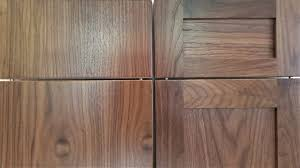 black walnut wood kitchen cabinets walnut wood a trending topic kitchen design concepts