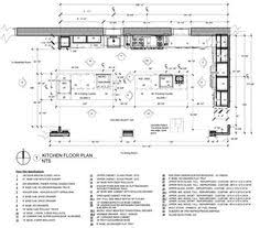 Kitchen Design Floor Plans by Floor Plan Construction Drawing Example Construction Document