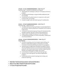 Case Manager Resume Samples by Free Federal Resume Sample From Resume Prime