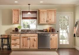 menards kitchen cabinet door knobs value choice 60 thunder bay hickory standard 4 door sink