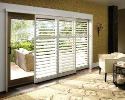 Plantation Shutters On Sliding Patio Doors Shutters Sliding Patio Door Plantation Shutters For Sliding Glass