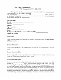 land lease agreement form free ticket samples template proposal