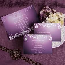 Purple And Silver Wedding Invitations Purple Wedding Invitations And Wedding Ideas