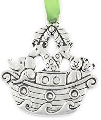 basic spirit noah s ark pewter ornament gifts from a distance