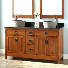 vessel sink and vanity combo vessel sink and vanity vessel sink vanity rustic brown 60 vessel