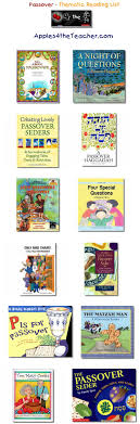 passover books suggested thematic reading list for passover passover books for