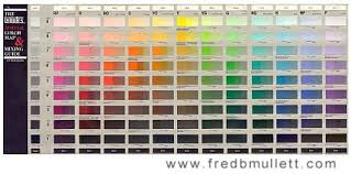color mixing charts what book is this image from
