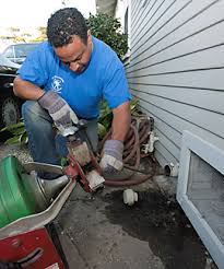 fixing a clogged drain clogged drain clearing fix all plumbing