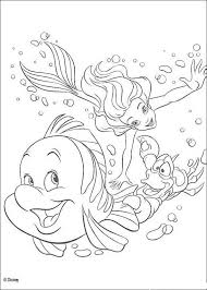 hd wallpapers ariel and her sisters coloring pages