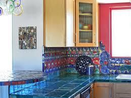 colorful glass tile backsplash blue backsplash colorful glass tile backsplash blue green fresh in