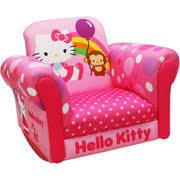 amazon com hello kitty balloon rocking chair baby