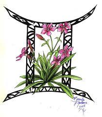 gemini flower best 25 gemini flower ideas on pinterest virgo