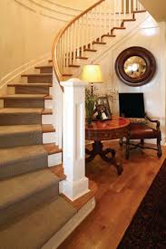 How To Decorate A Banister Best 25 Decorating Staircase Ideas On Pinterest Stairwell