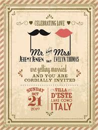vintage wedding invitation vintage wedding invitation card stock vector nglyeyee 45229941