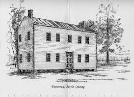 bertie county ncgenweb project page homes
