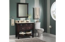 simple bathroom design ideas with standard single mount tower bar