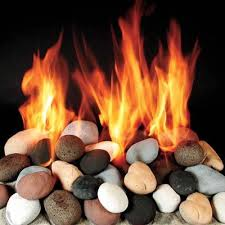 Gas Inserts For Fireplaces by Best 25 Gas Fireplace Logs Ideas On Pinterest Gas Log Fireplace