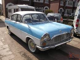 opel cars 1960 1962 vauxhall cresta pa
