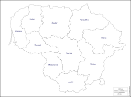 Southern Europe Blank Map by Lithuania Free Map Free Blank Map Free Outline Map Free Base